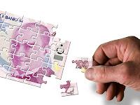 Bütçe Ekonomi Kriz Yapboz Puzzle 200 TL Para Banknot