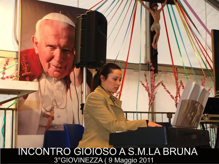 INCONTRO GIOISO A S.M. LA BRONA 3° GIOVINEZZA-9 MAGGIO 2011