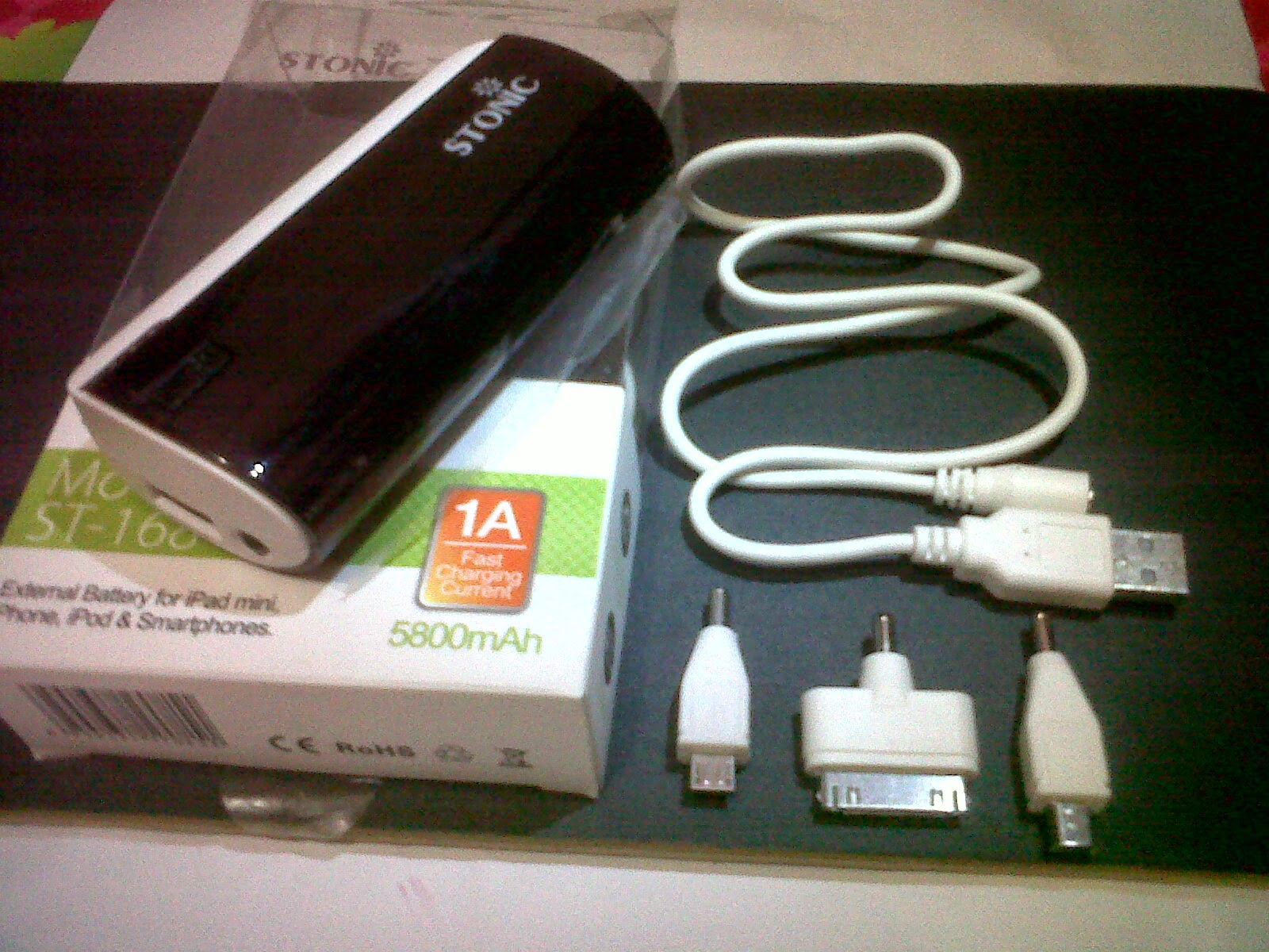 Power Bank Stonic 8400 mAH