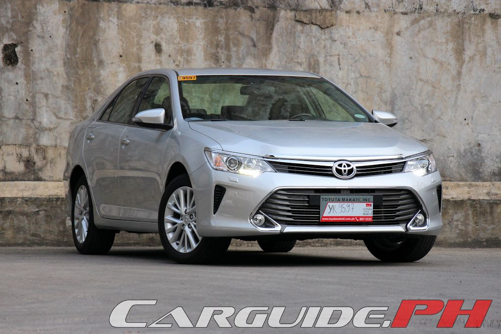 review 2015 toyota camry 3 5 q philippine car news car reviews automotive features and new. Black Bedroom Furniture Sets. Home Design Ideas