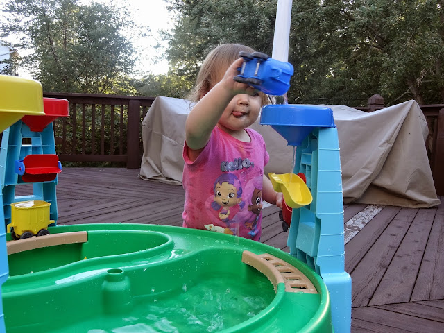 Playing with Water