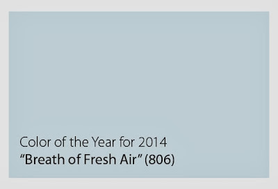 Colours Of Design Benjamin Moore Colour Of The Year 2014