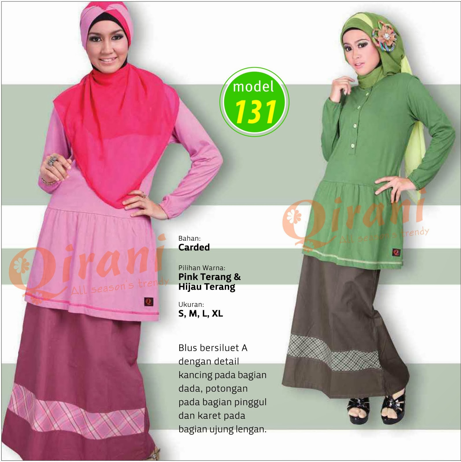 Download image Baju Muslim Qirani Model PC, Android, iPhone and iPad ...