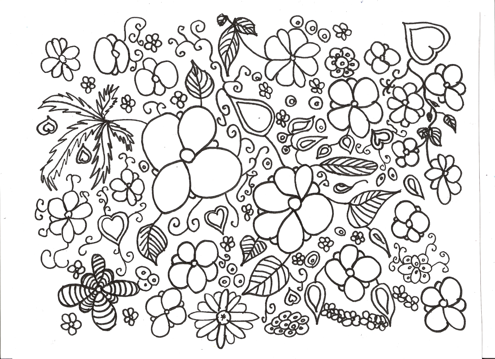 Coloriage pour adulte imprimer liberate - Album coloriage adulte ...