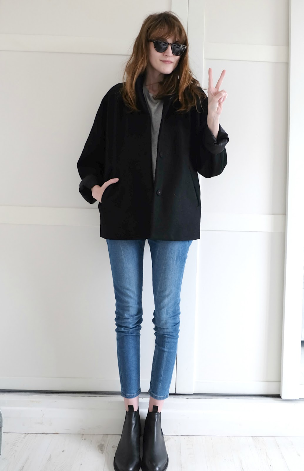 ASOS Ridley Jeans Outfit