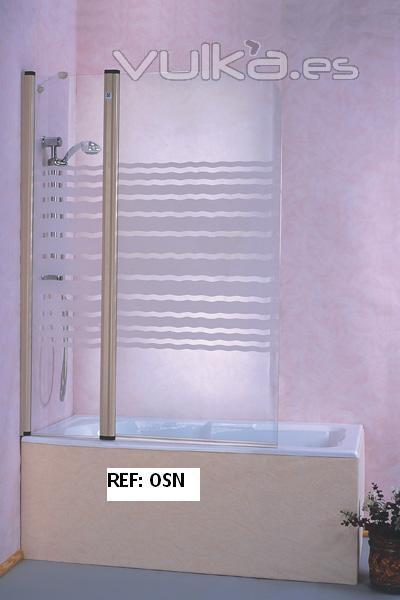 Mamparas Para Baño De Aluminio:Carpitería De Aluminio Pablo Rodríguez: Mamparas de Baño