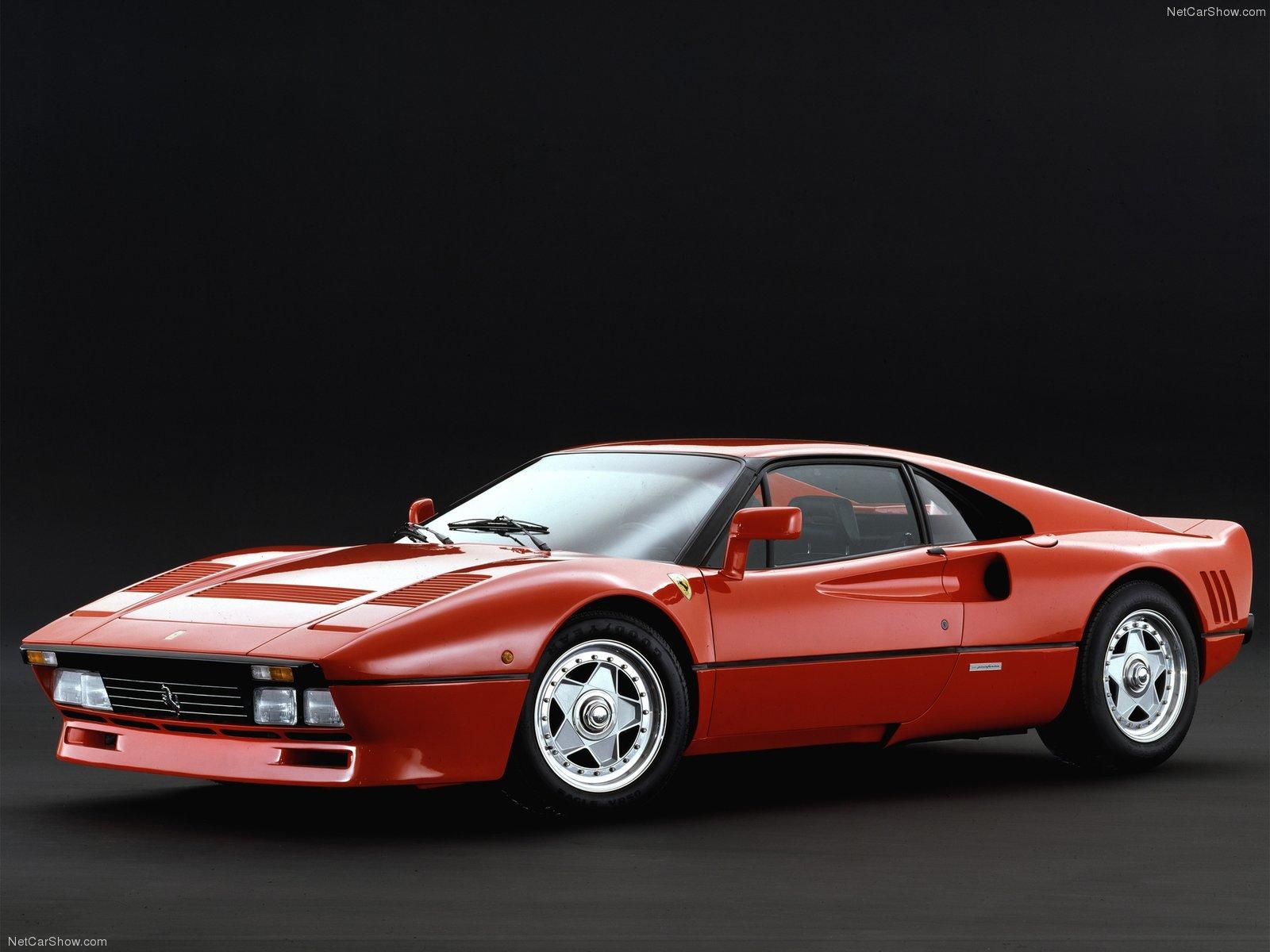 Hình ảnh siêu xe Ferrari 288 GTO 1984 & nội ngoại thất