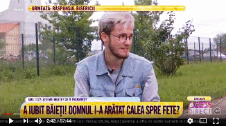 Victor Moozz și Tony Berbece la Antena 1 🔴 22 Mai 2018 🔴 Eliberat de homosexualitate