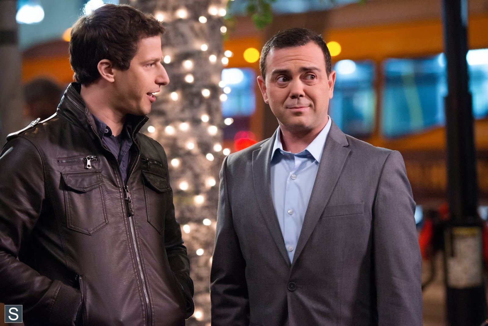 Brooklyn Nine-Nine - Episode 1.17 - Full Boyle - Review
