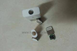dock connector iphone 5