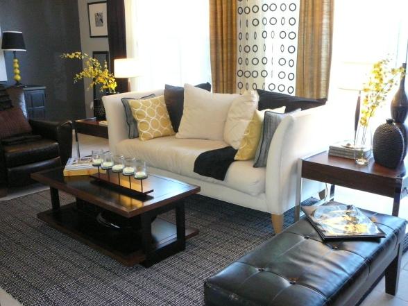 ambientes com salas modernas decora o top. Black Bedroom Furniture Sets. Home Design Ideas