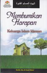 membumikan harapan keluarga islam idaman rumah buku iqro buku pernikahan islam