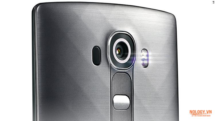 Camera sau LG G4 Docomo