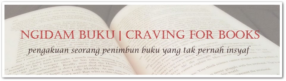 Ngidam Buku | Craving for Books