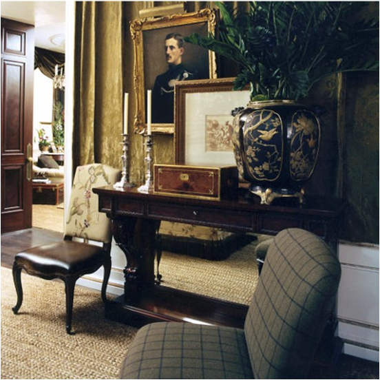 Old world living room design ideas room design ideas Ralph lauren home bedroom furniture