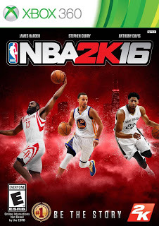 Download NBA 2K16 Torrent XBOX 360 2016