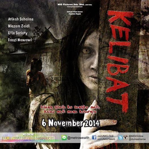 6 NOVEMBER 2014 - KELIBAT