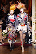 Daring, humor and sex, that is aging with Vivienne Westwood