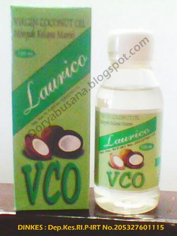 VCO - Virgin Coconut Oil