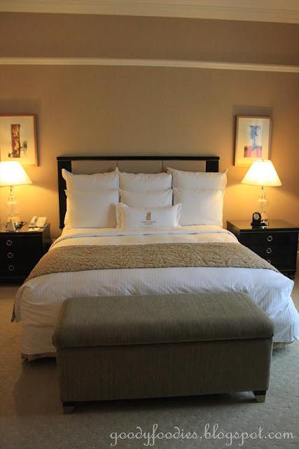 Ritz Room Service Menu