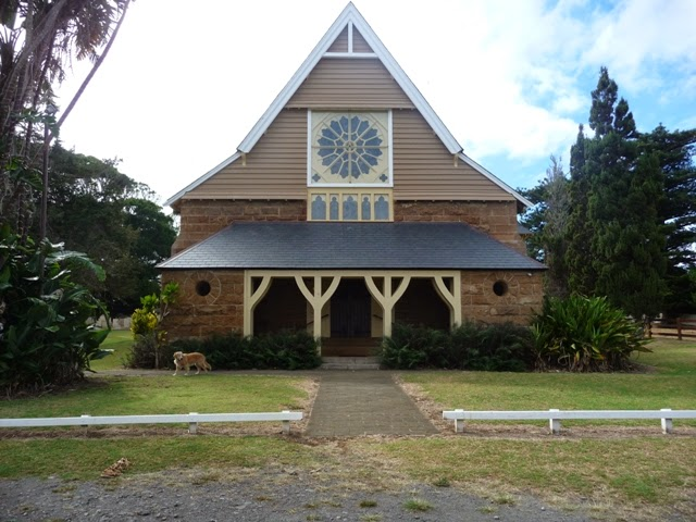 St Barnabas Norfolk Island Ministers