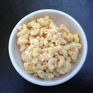 Recipe: Hawaiian mac salad
