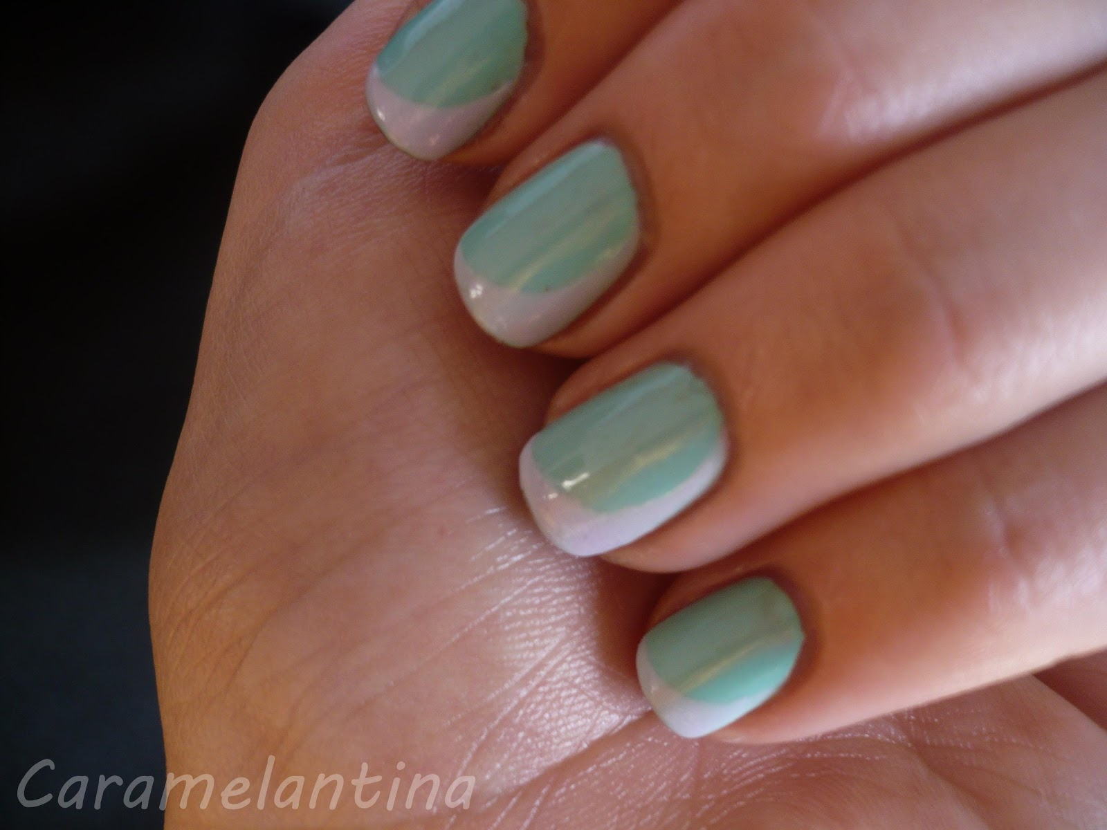 Positivo Verde Agua, Farmacity Lila Chic opiniones swatch review, nail art