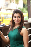 Actress Samantha Latest Pictures in Tight Jeans at Attarintiki Daredi Movie Interview 0009.JPG