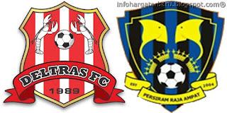 Jadwal Prediksi Deltras vs Persiram Kamis 7 Juni 2012