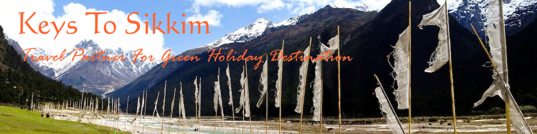 Keys to Sikkim Travels