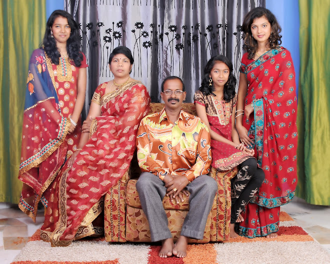 Nadarajan Family Portrait