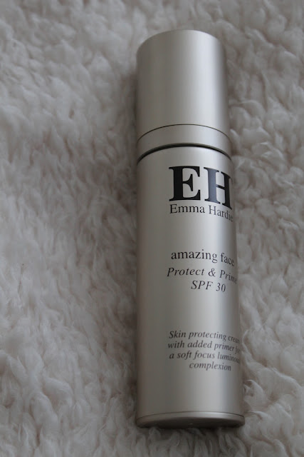 emma hardie, crabtree and evelyn, review, primer, moisturiser, hand cream, protect and prime, space nk, feel unique