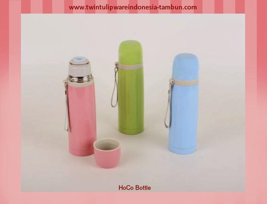 hoco bottle | produk baru tulipware 2013