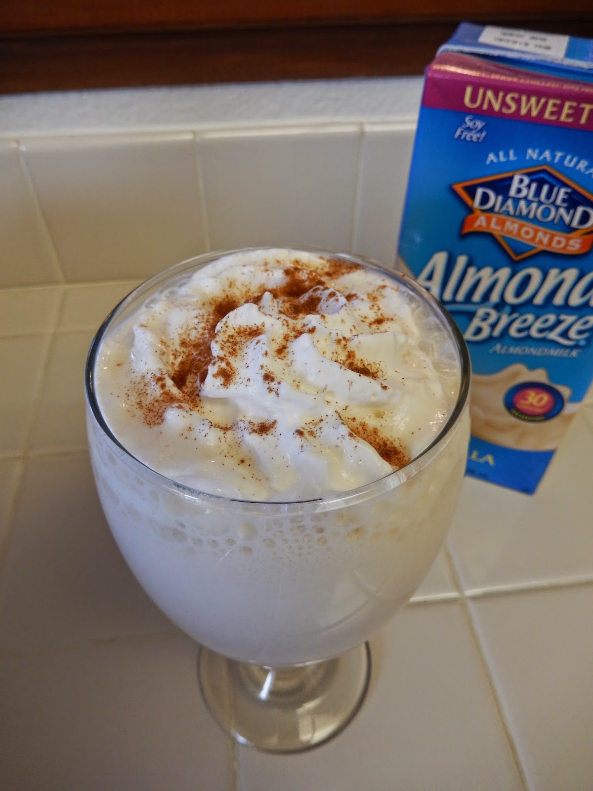 Fauxata%2BHorchata%2Bwithour%2BRice%2BAlmond%2BMilk Weight Loss Recipes Almond Breeze Do Better Breakfasts