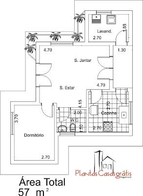 Plantas De Casas Modernas Fotos E Modelos