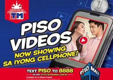 Globe Telecom Launches Piso Mall Virtual Video Store