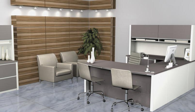 Glass Partitions For Customizing The Office Environment