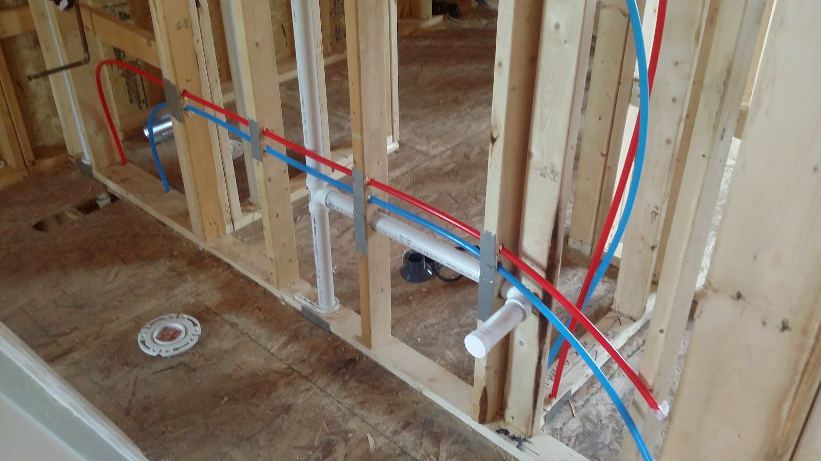The home 2 0 blog pex piping for Pex vs copper main water line