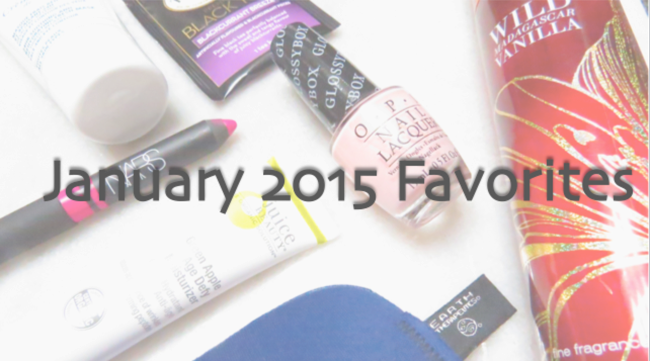 January 2015 Favorites