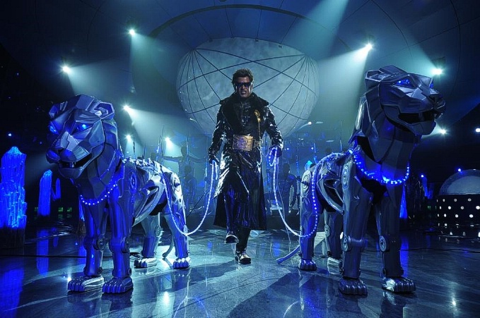 Rajinikanth and Aishwarya Rai in Tamil film Enthiran(The Robot)-12 Post-55-0-64249200-1305793019