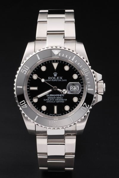 Replique Montres Rolex Submariner Swiss Mechanism-srl56