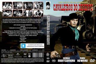 CAVALEIROS DO DESERTO (1941)