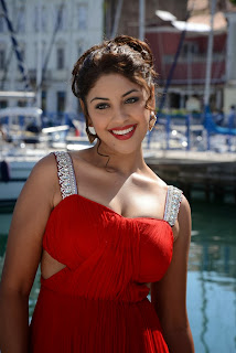 Actress Richa Gangopadhyay Latest  Pictures in Bhai Telugu Movie  0011.jpg