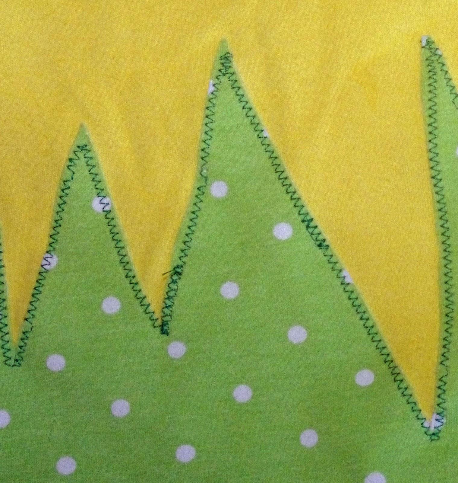 SquigglyTwigs Designs Tuesdays Tute Applique Dress