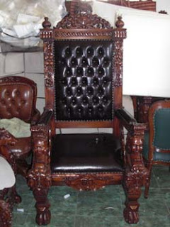 Antique Reproduction Chair Furniture