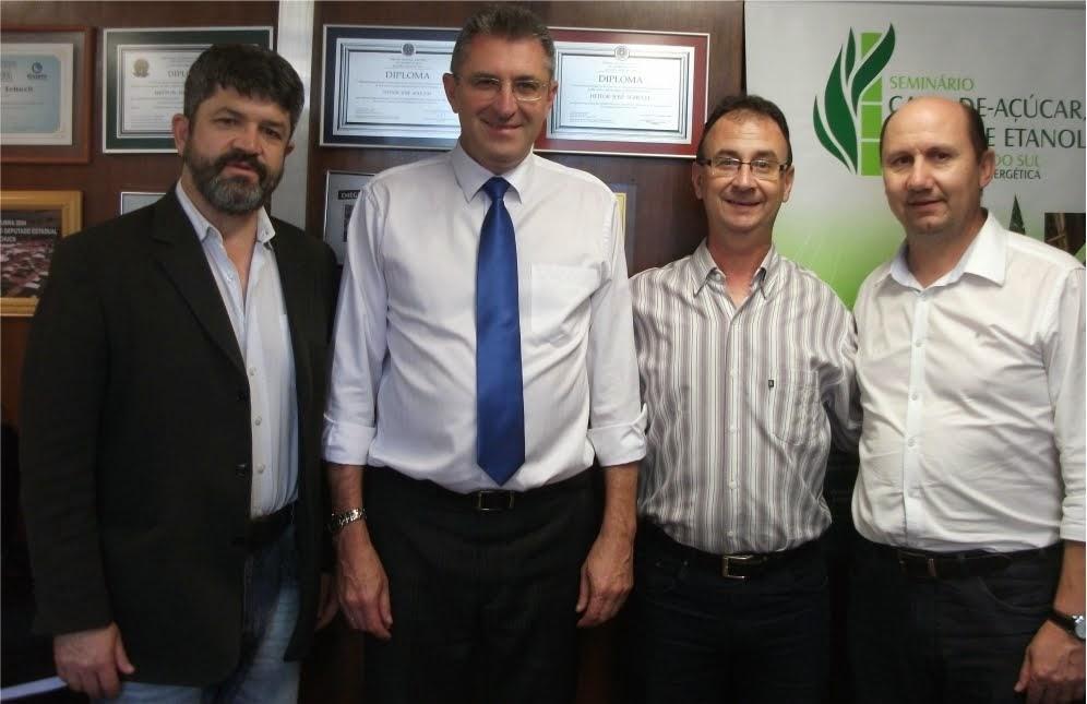 JAIR WINGERT QUER CANAL DIRETO EM BRASÍLIA