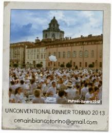 Unconventionl dinner Cena in Bianco Torino 2013