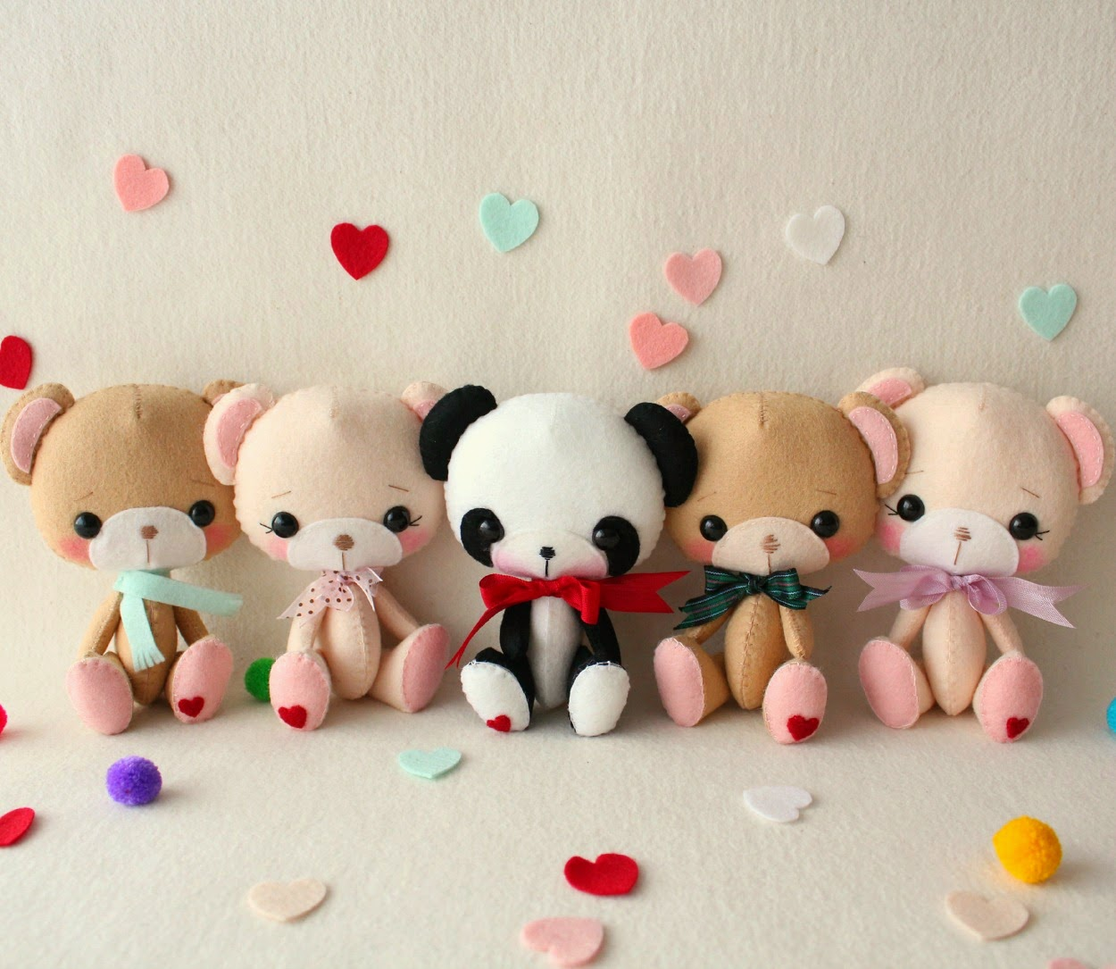 Li'l Sweetheart Bears