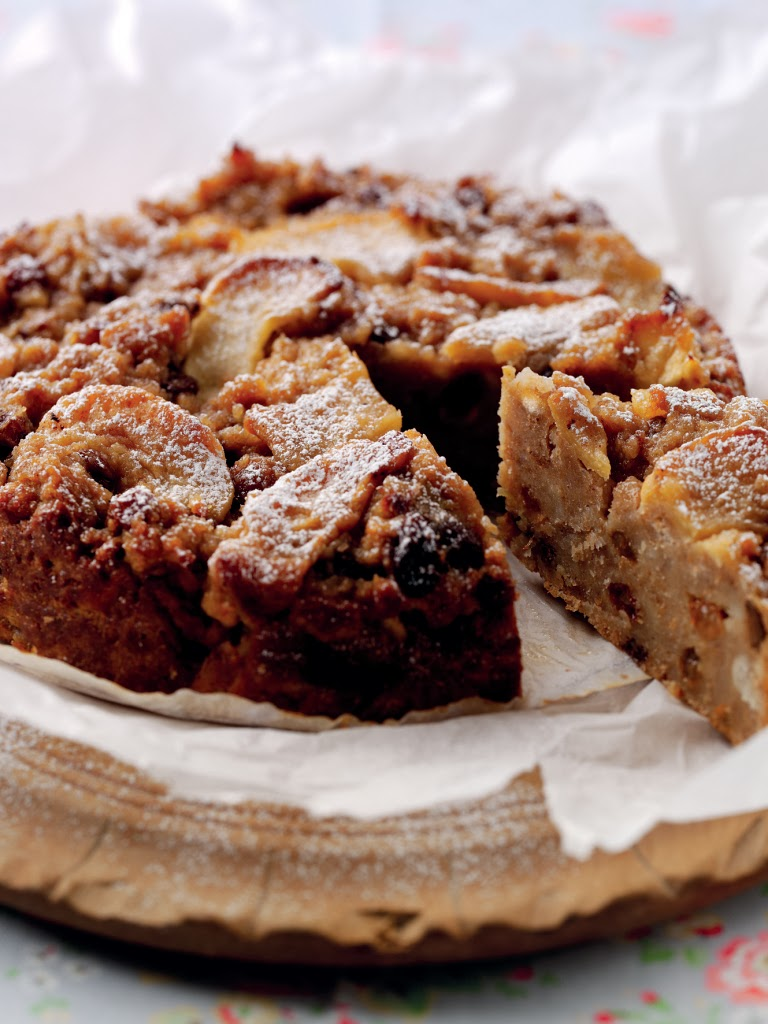 Scrumpdillyicious: Mark Hix's Bramley Apple & Cider Pudding Cake