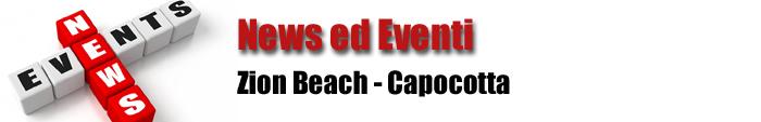 Zion Beach News